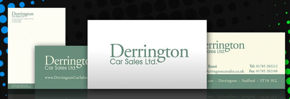 Portfolio BG DCS - Graphic Design for Car Dealership