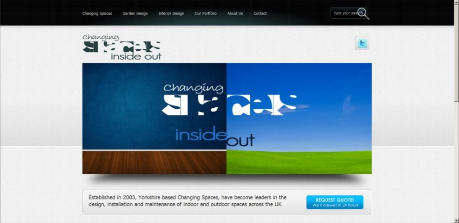 preview1351 - Web design for interior design business