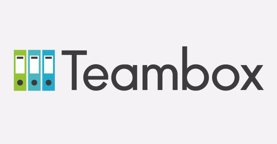 Teambox project management software