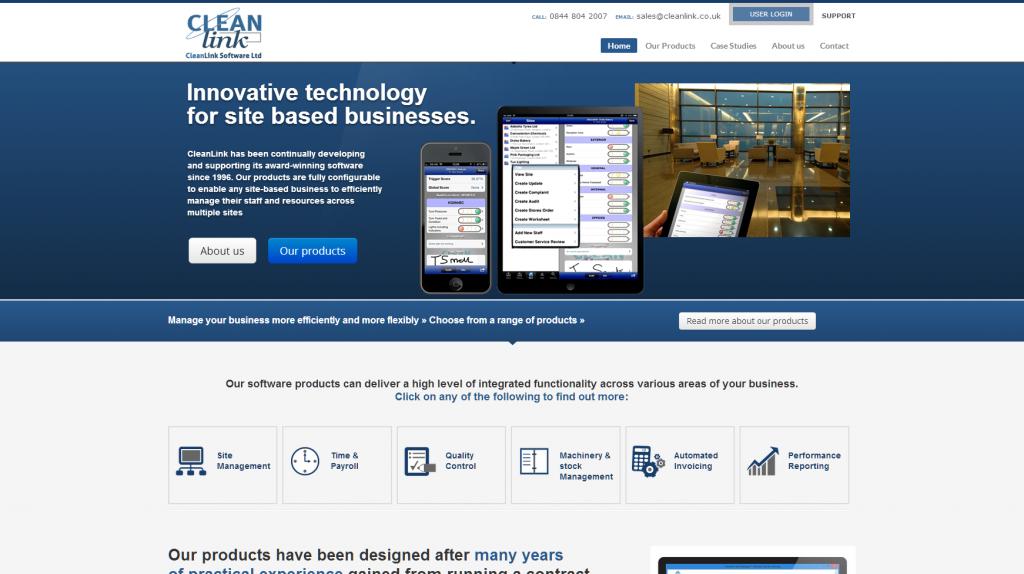 Software developers webdesign service portfolio 1