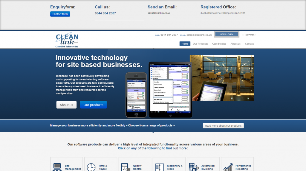 Software developers webdesign service portfolio 2