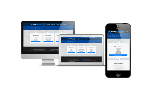 responsive website design alloy marketing192x801 510x287 - WebDesign Package services