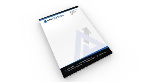 alloy headedPaper 510x287 - Letterhead Printing & Design printing