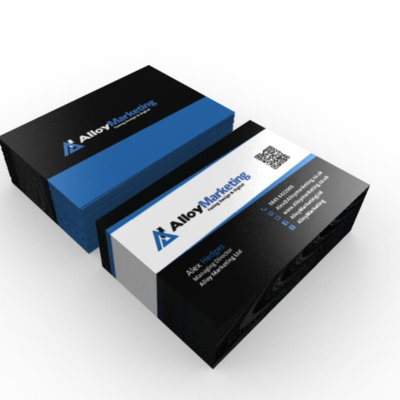 business cards doublesided alloy 400x400 - Business Card Printing & Design printing