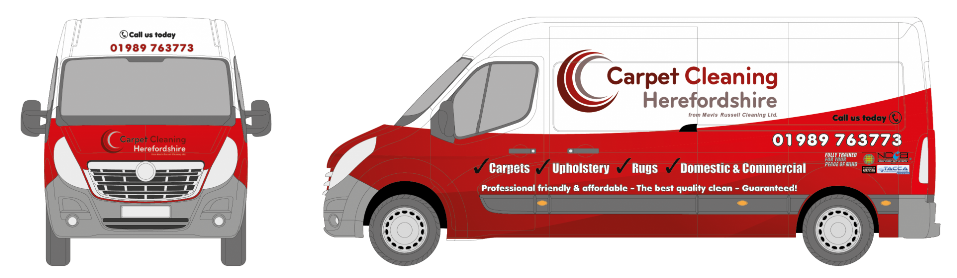 cch van design7 - Vehicle wrap design for facilities maintenance company