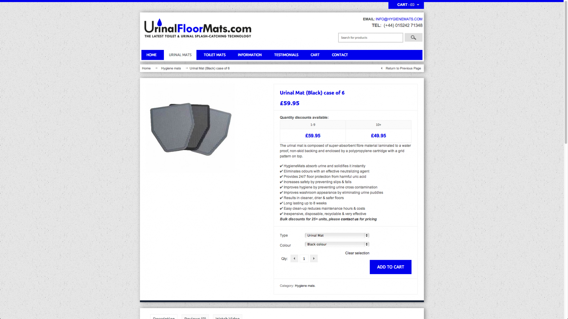 Screen Shot 2013 12 23 at 16.26.10 - Webdesign for cleaning equipment suppliers