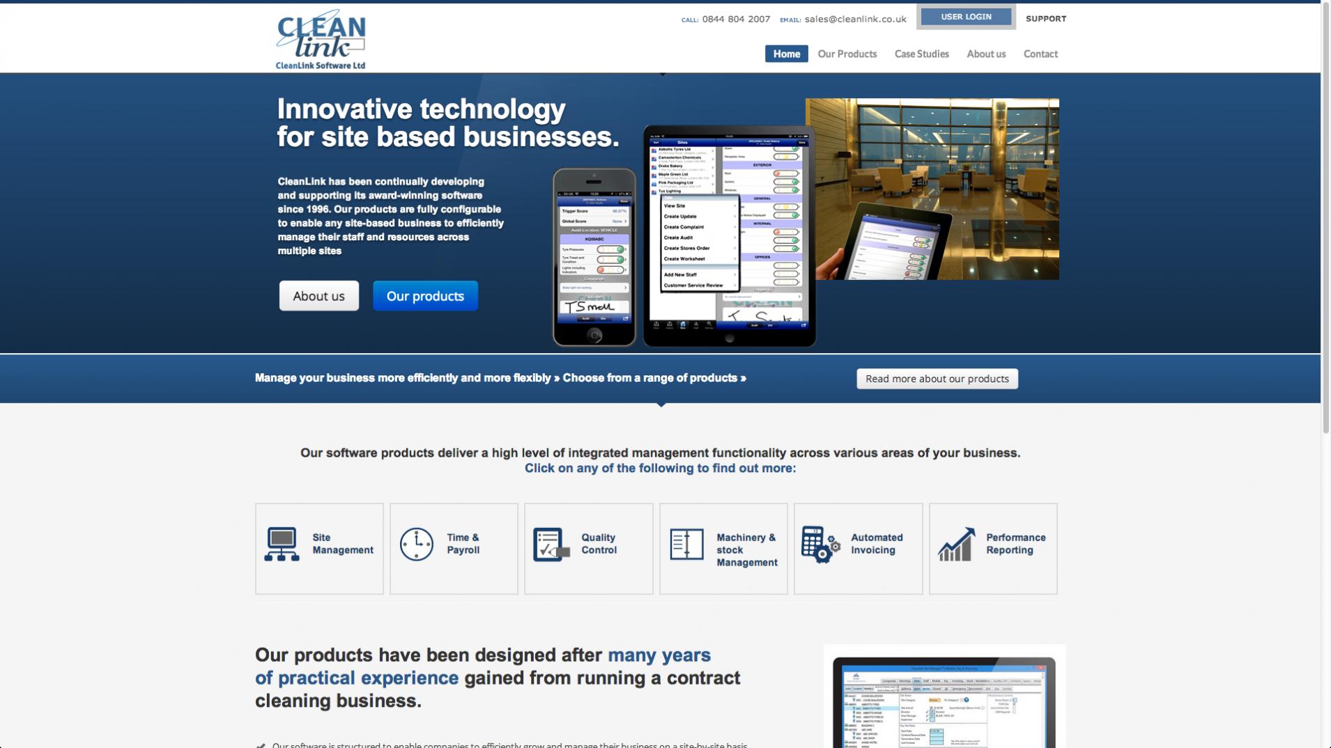 Screen Shot 2013 12 23 at 16.27.22 - Webdesign for software development company