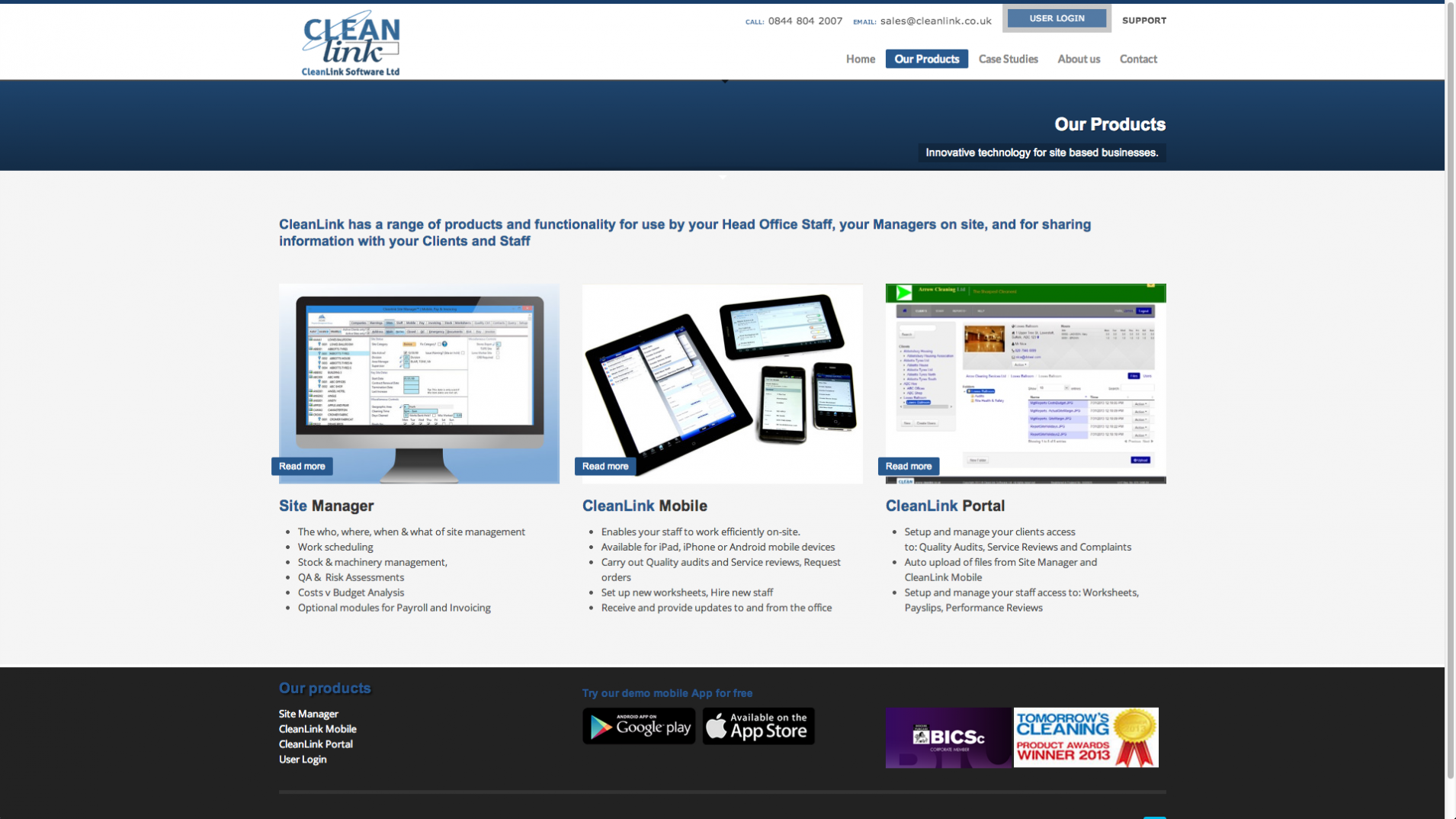 Screen Shot 2013 12 23 at 16.27.31 - Webdesign for software development company