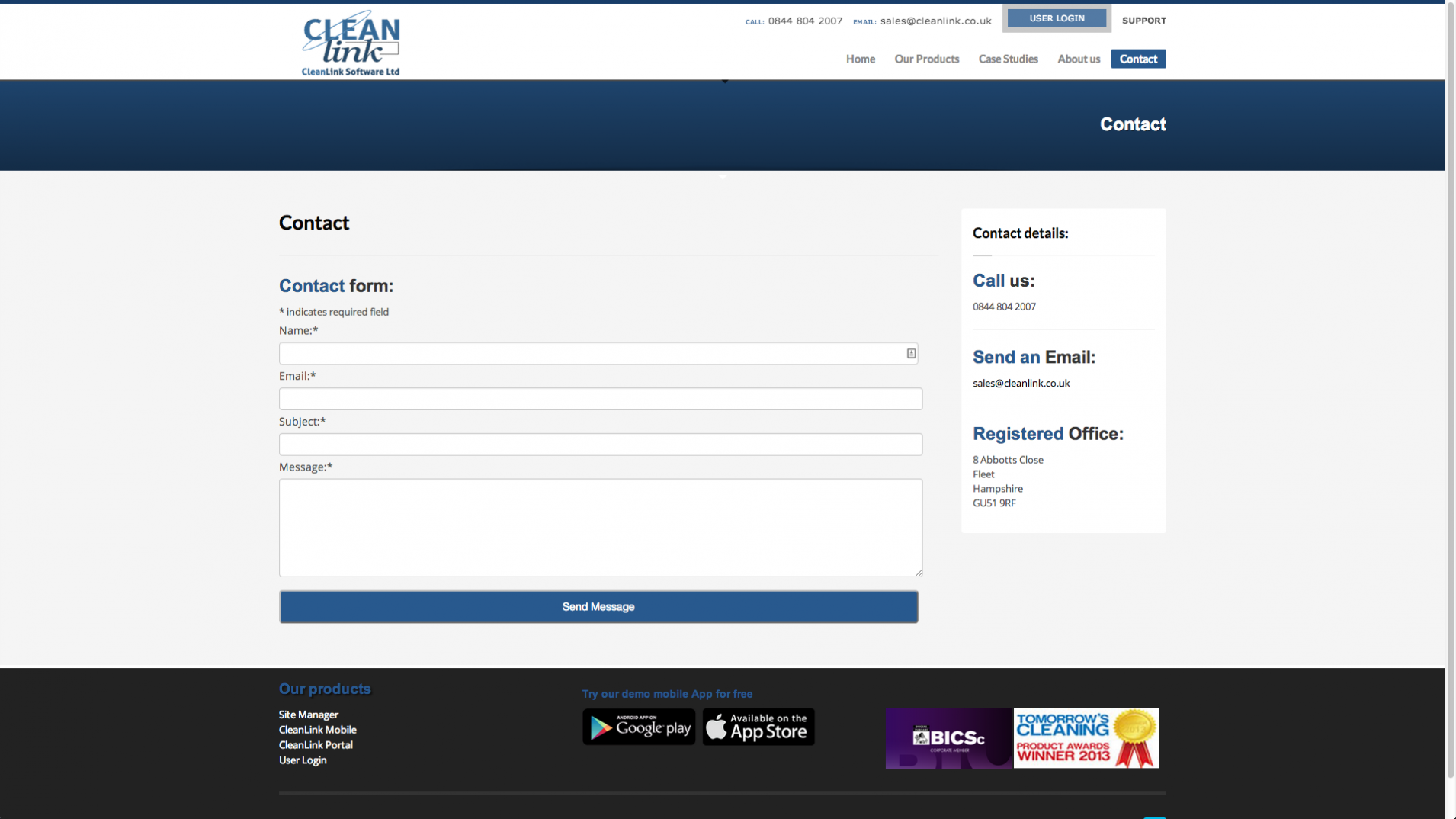Screen Shot 2013 12 23 at 16.27.37 - Webdesign for software development company