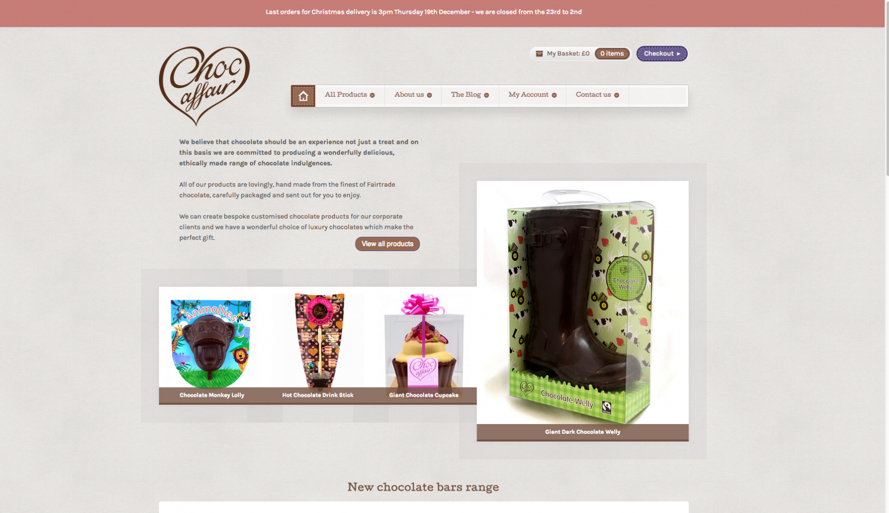 Screen Shot 2013 12 23 at 16.23.53 e1507566001698 - Website redesign for chocolate manufacturer