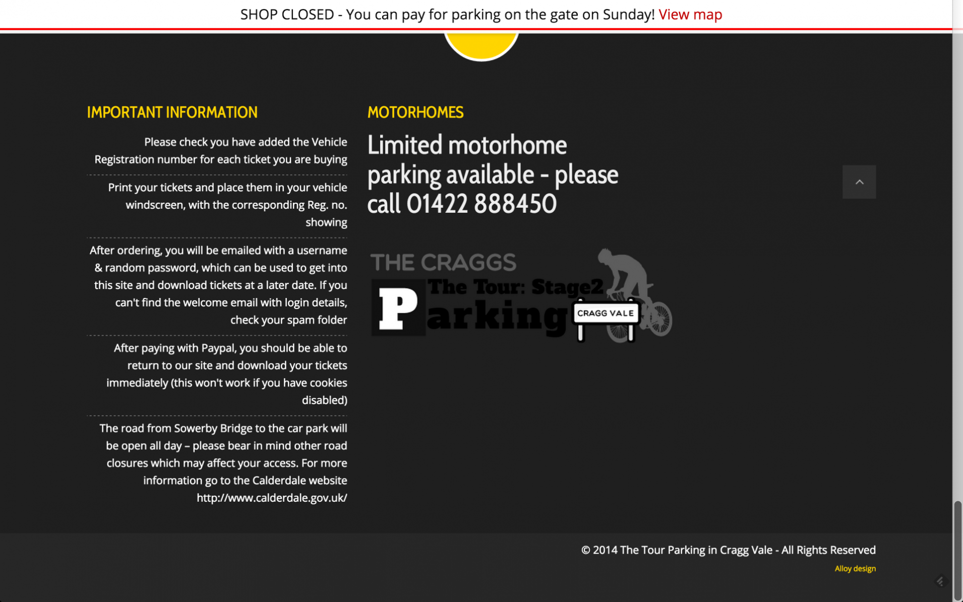 Screen Shot 2014 11 25 at 15.50.011 - Website design for e-commerce events website