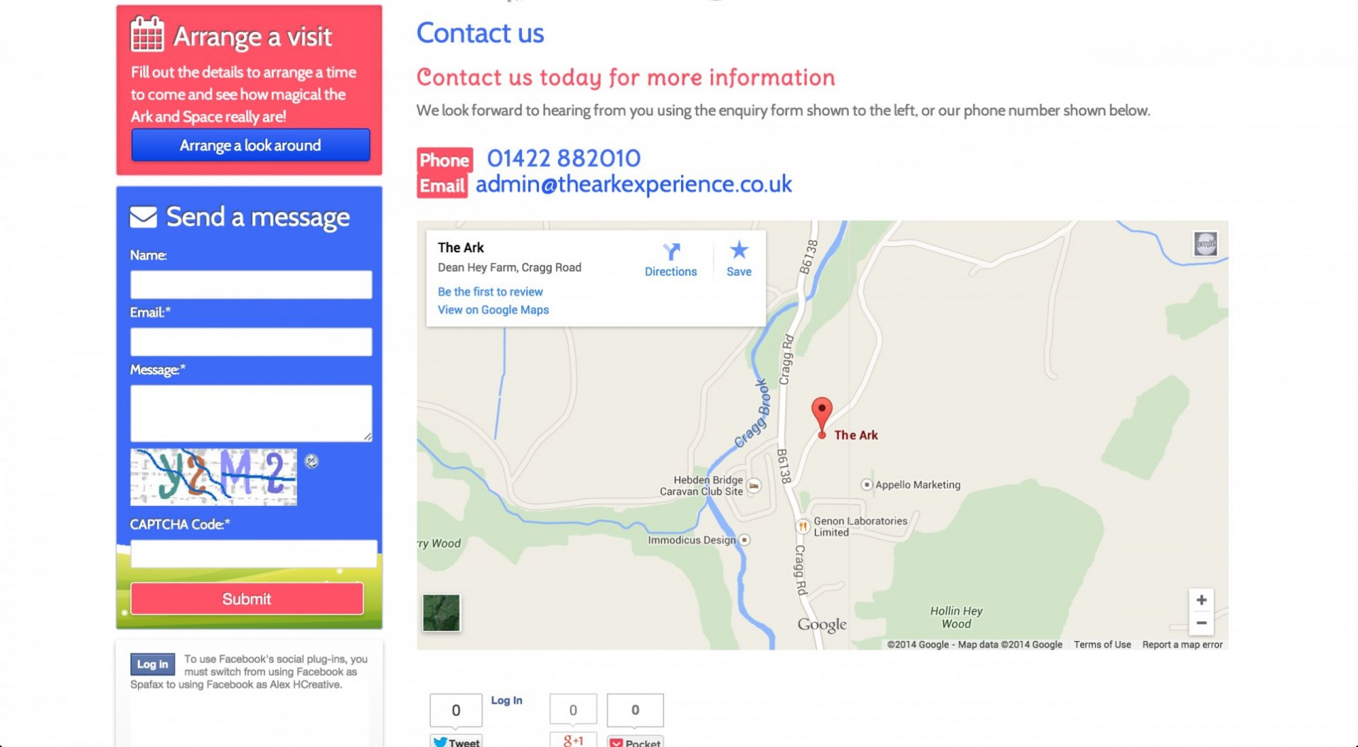 Screen Shot 2014 11 25 at 16.30.20 1 - Webdesign for nursery and childcare centre