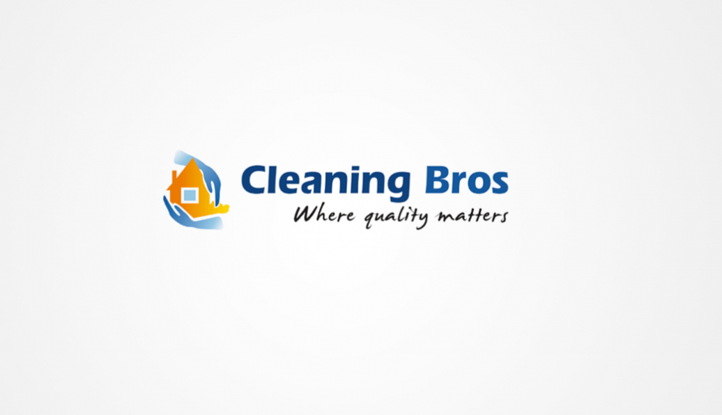 Logo design for commercial cleaning company
