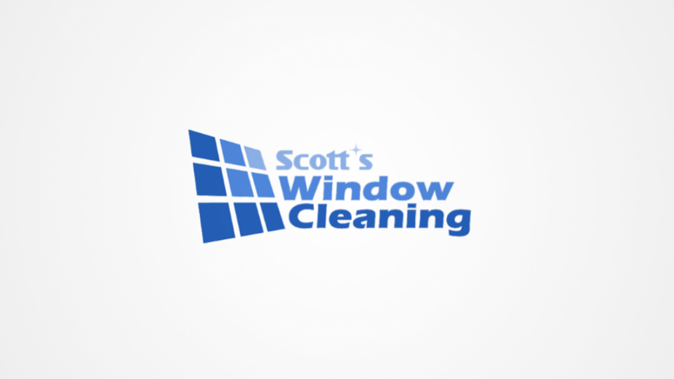 Logo design for window cleaning company