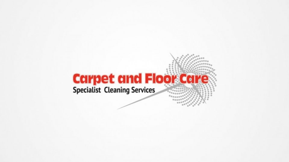 Logo design for carpet and floor cleaning company
