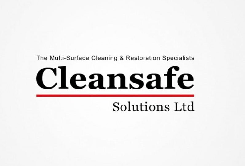 Carpet cleaning company logo design