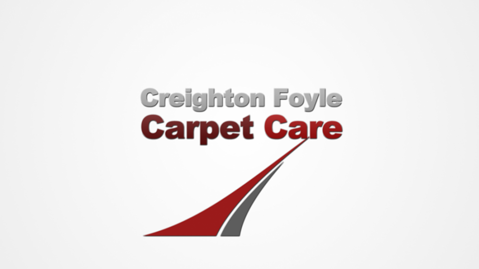 Logo design for carpet cleaning company