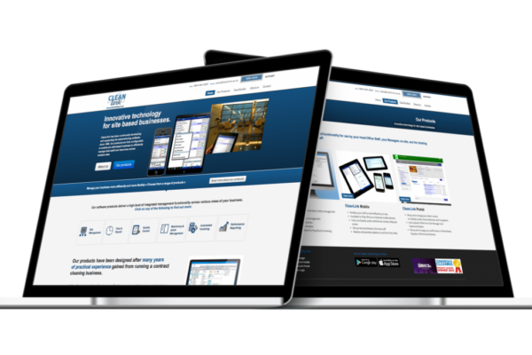 CLI MBP 2up outward 1 600x400 - Webdesign for software development company