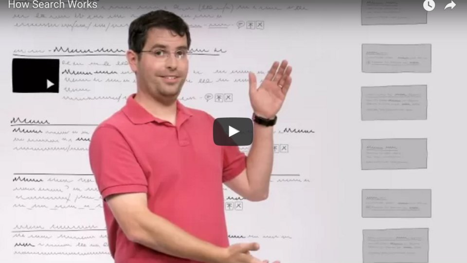 How does Google deliver search results? [Video]