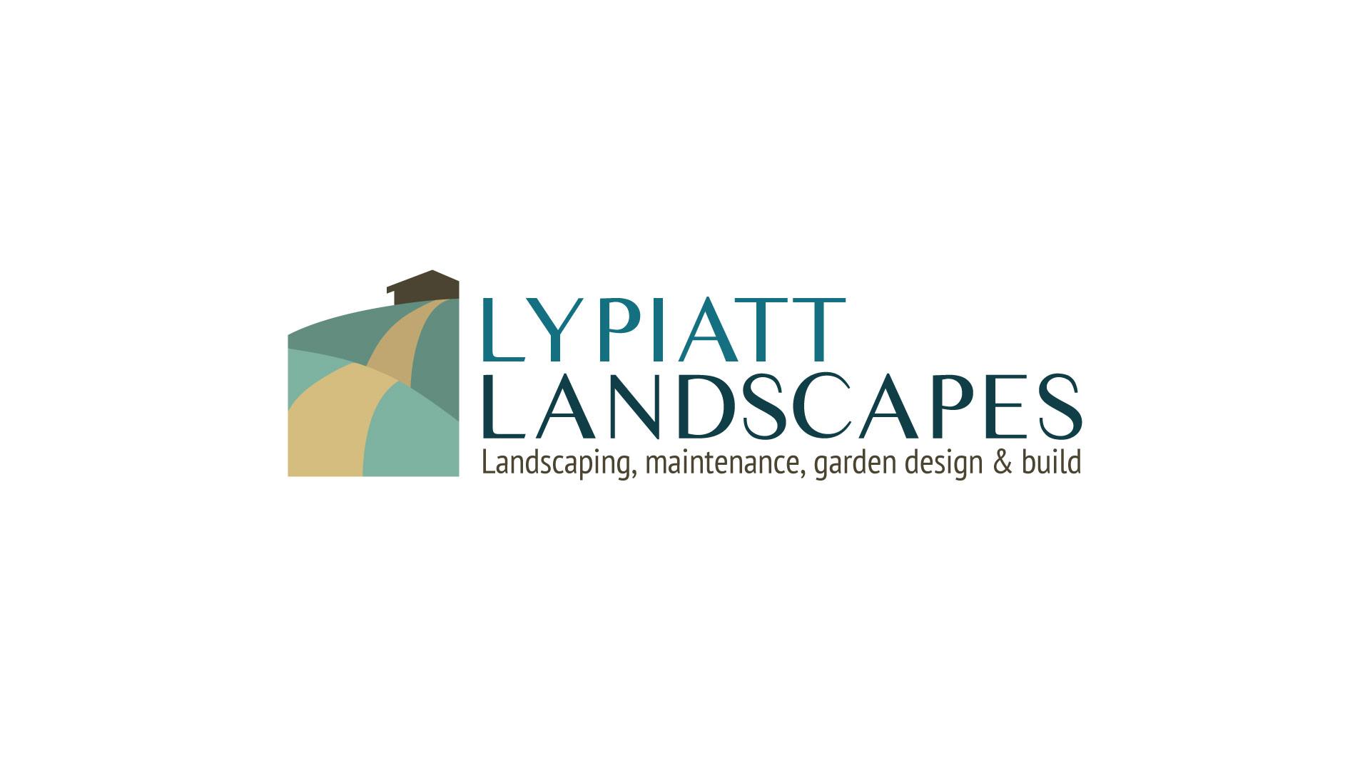 LLA logov1large - Branding & web design for landscape gardening company