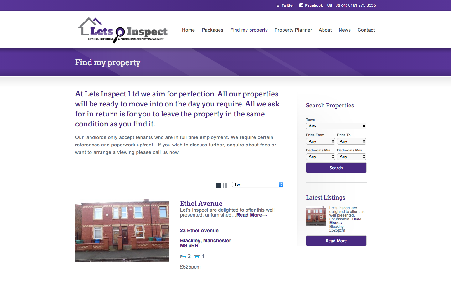 Screen Shot 2016 05 19 at 15.55.12 - Branding, web design and marketing campaign for property management company