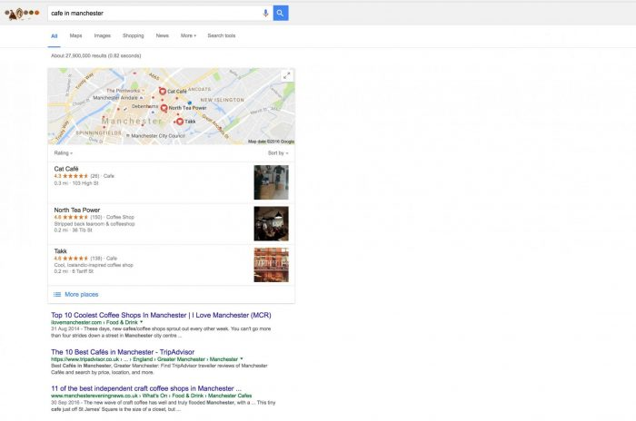 Screen Shot 2016 11 29 at 13.41.45 700x464 - What is Local SEO? local-seo