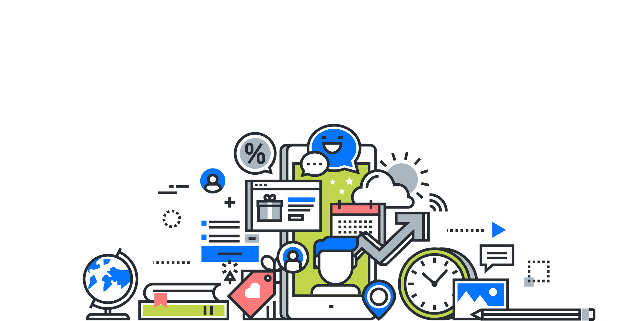 AMA16 mobile tech - Social media marketing services