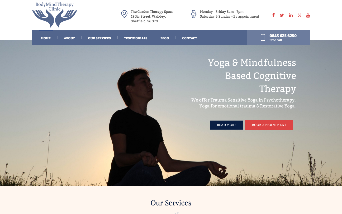 Screen Shot 2016 11 09 at 22.32.20 - Webdesign for yoga and counselling clinic