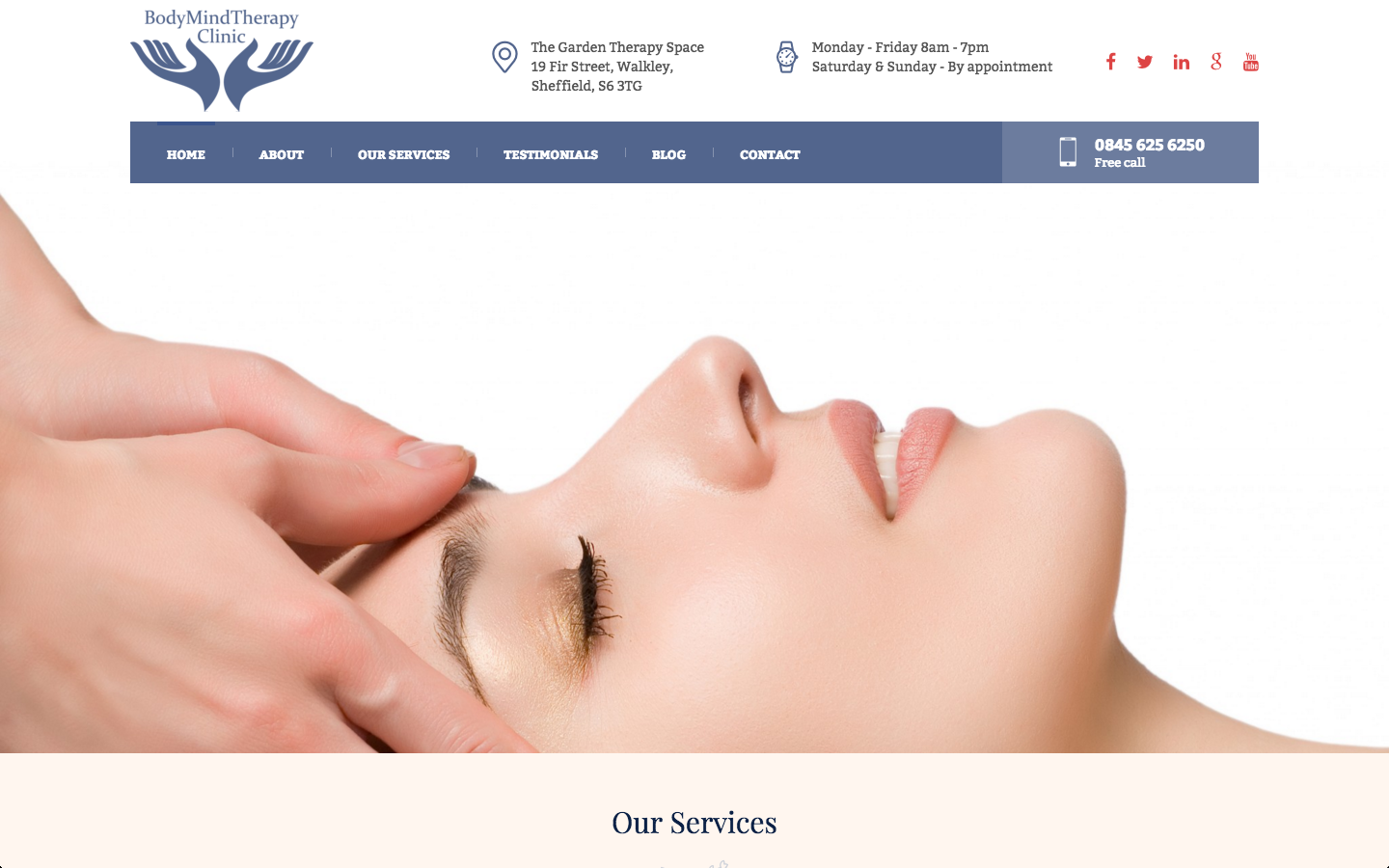 Screen Shot 2016 11 09 at 22.33.15 - Webdesign for yoga and counselling clinic
