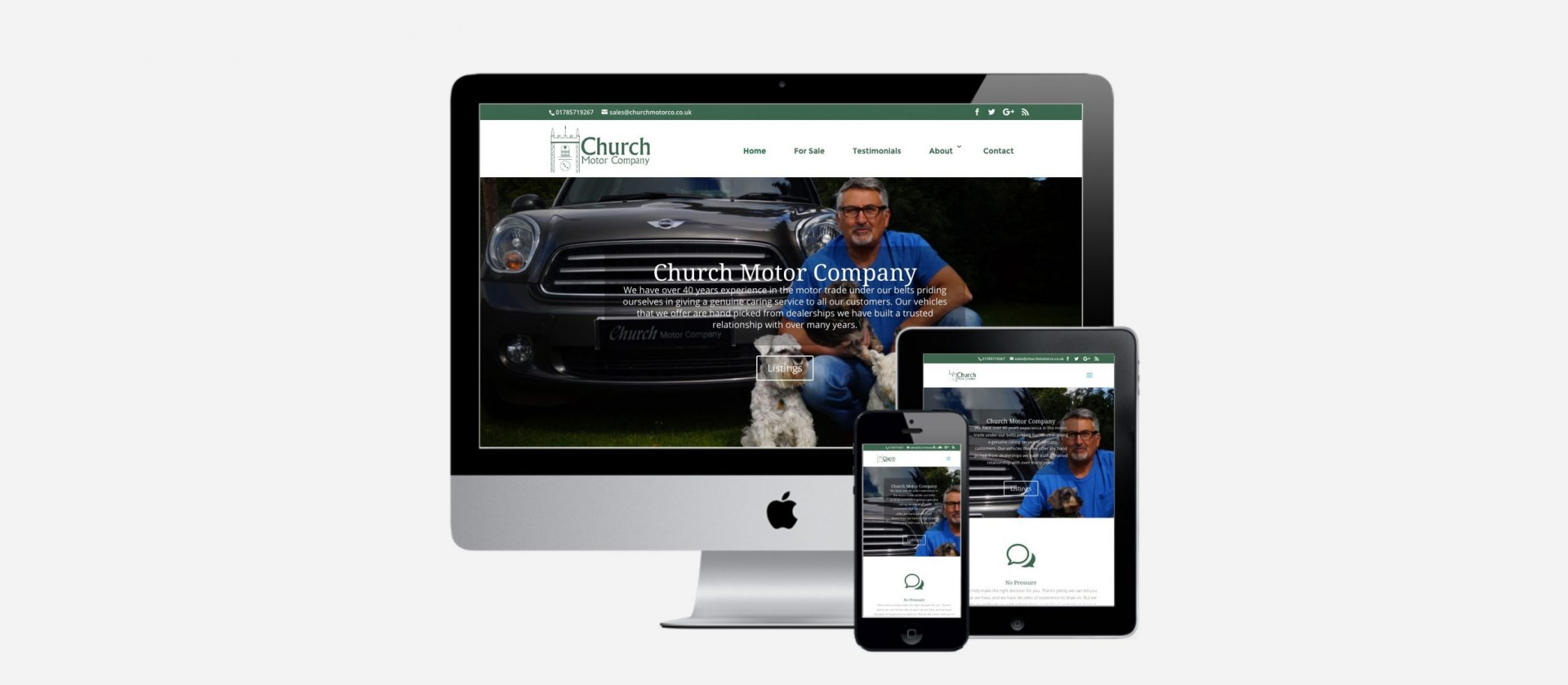 Screen Shot 2016 11 09 at 22.49.24 - Webdesign for car dealership in Midlands