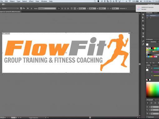 Logo design & branding for fitness instructor
