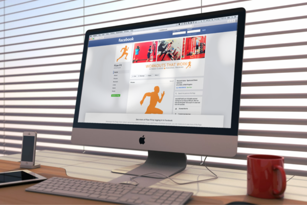 ffit website mockup3 1 600x400 - Social Media Page Design for Fitness Instructor