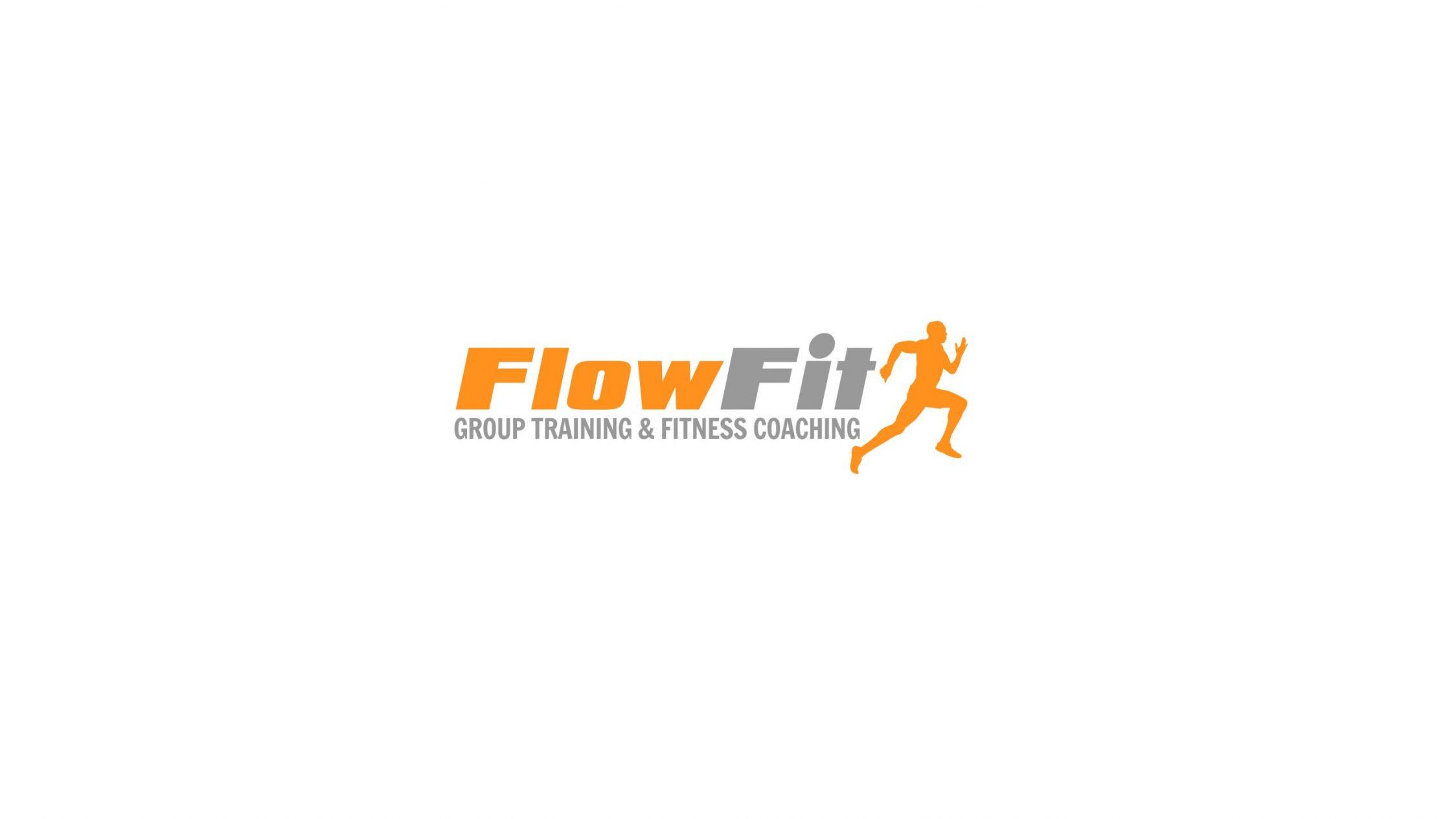 flowfit logov4fullscreen - Logo design & branding for fitness instructor