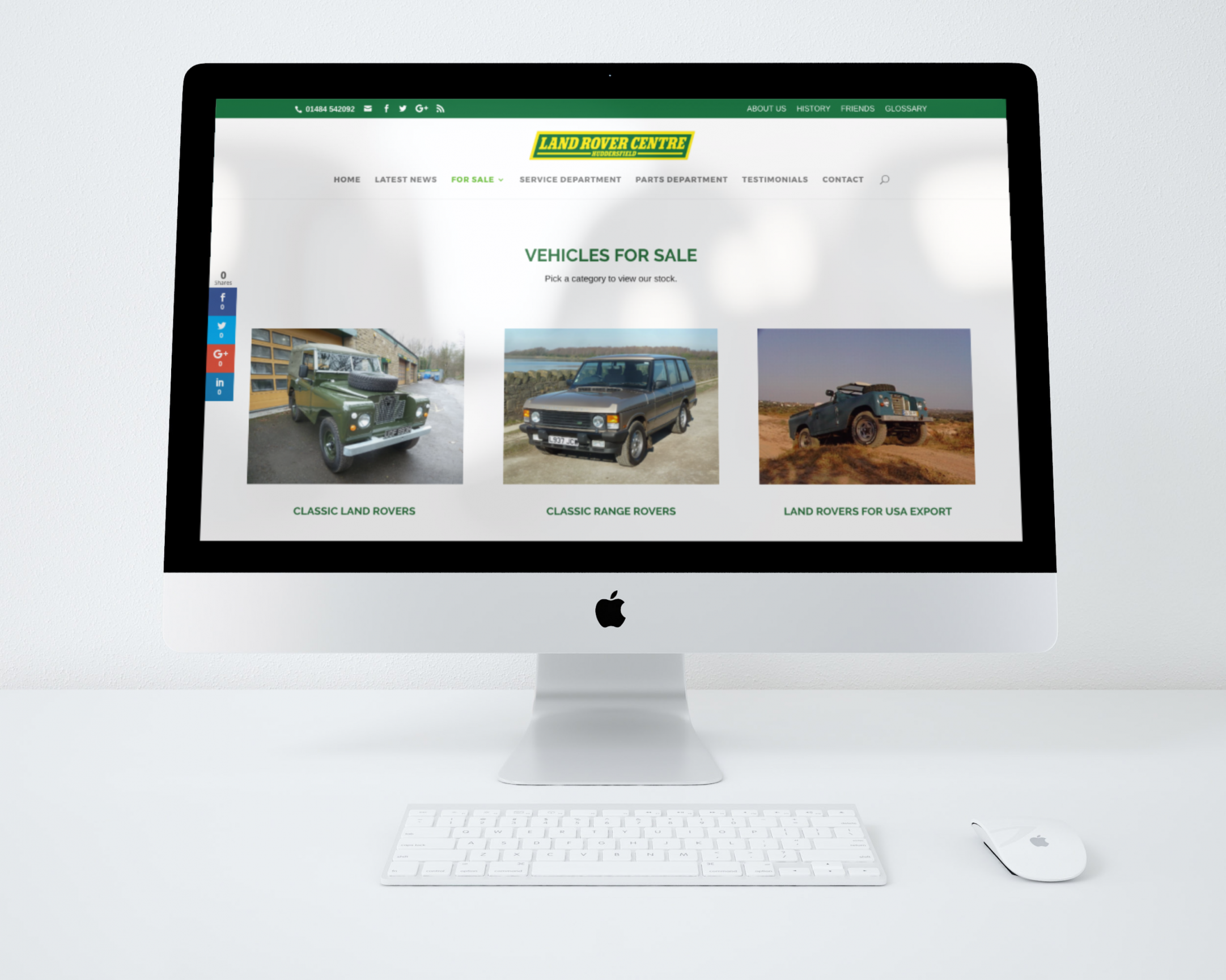 download 1 - Web Design for Classic Car Dealership