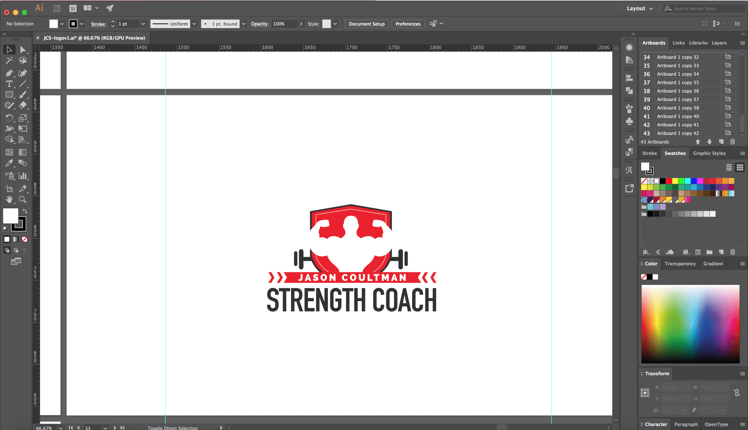 Screen Shot 2017 06 28 at 17.05.38 e1498666352797 - Logo design for personal trainer in London
