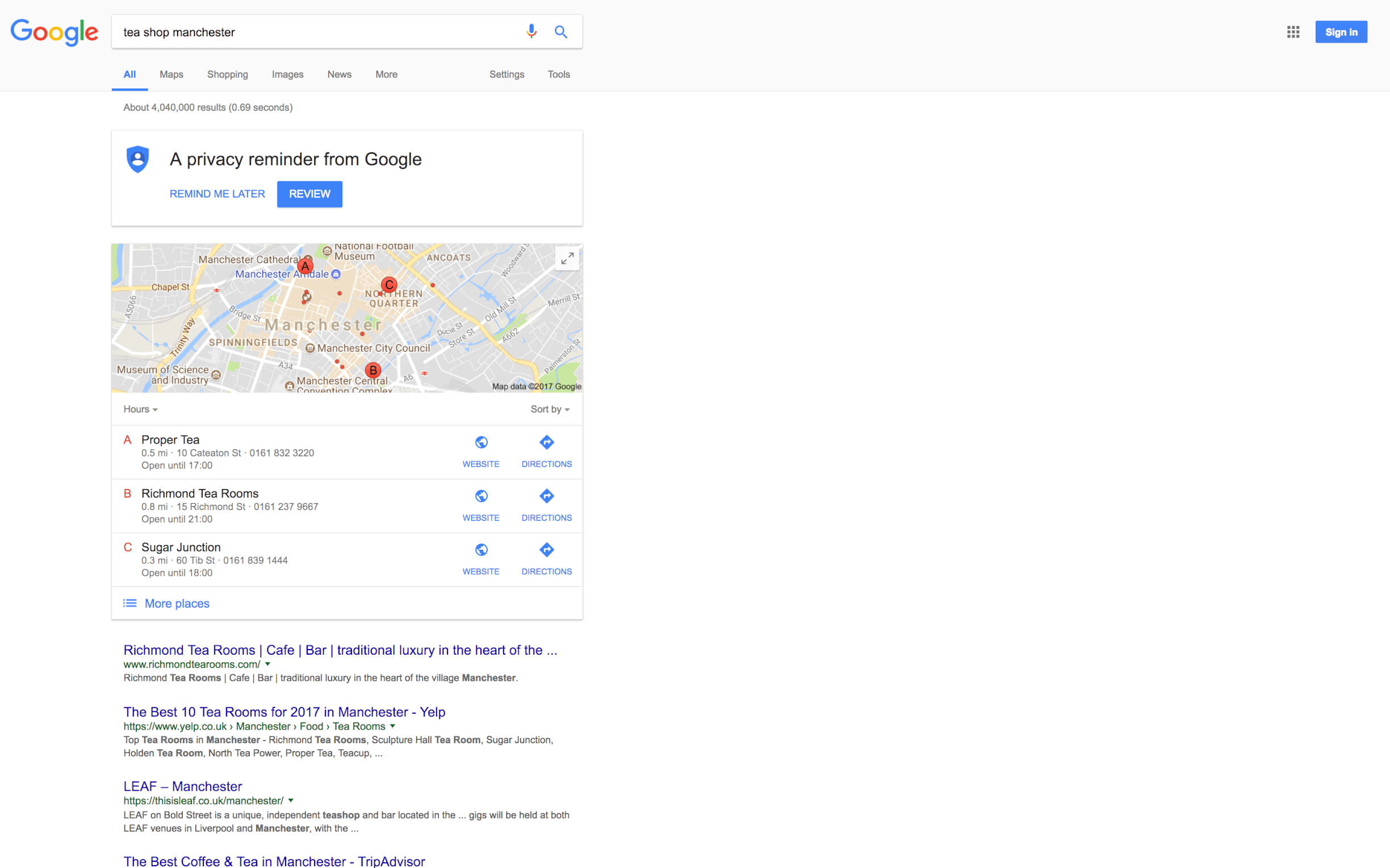 Maps 1 - How do I get more reviews on Google? local-seo