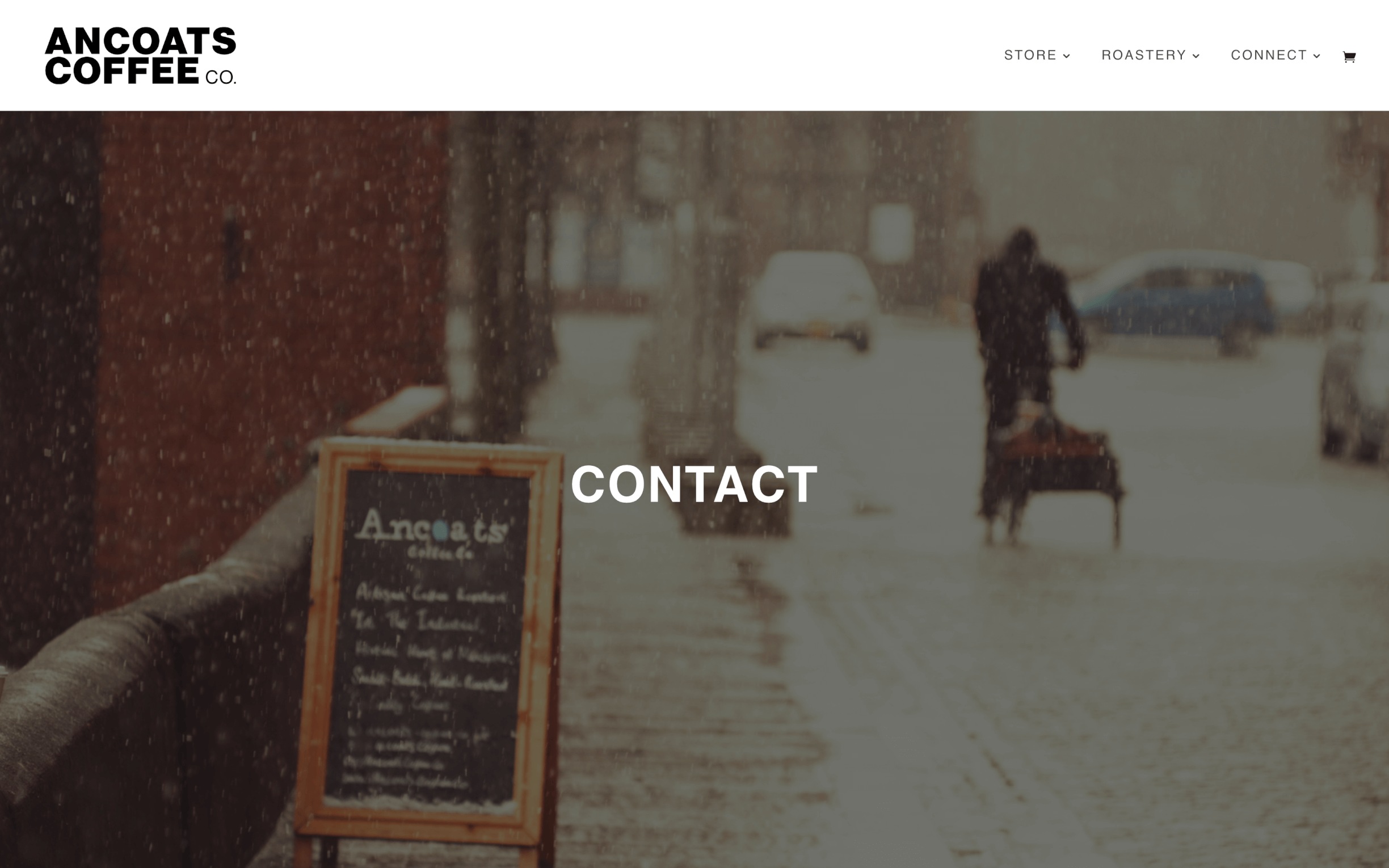 Screen Shot 2018 07 02 at 17.14.37 - Cafe and coffee roastery website design