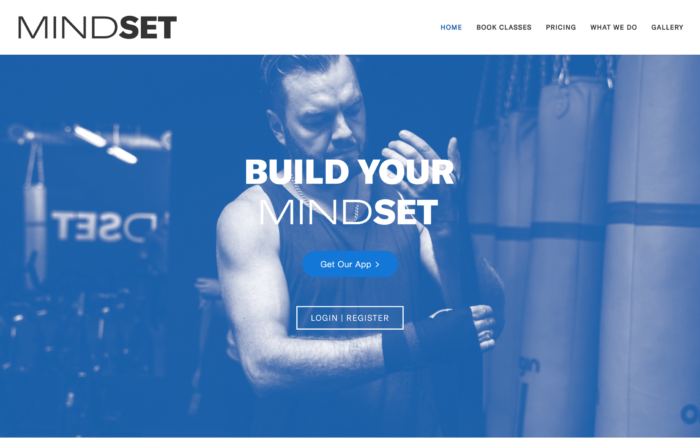Screen Shot 2019 03 20 at 12.51.49 2 700x438 - Website design for high end gym