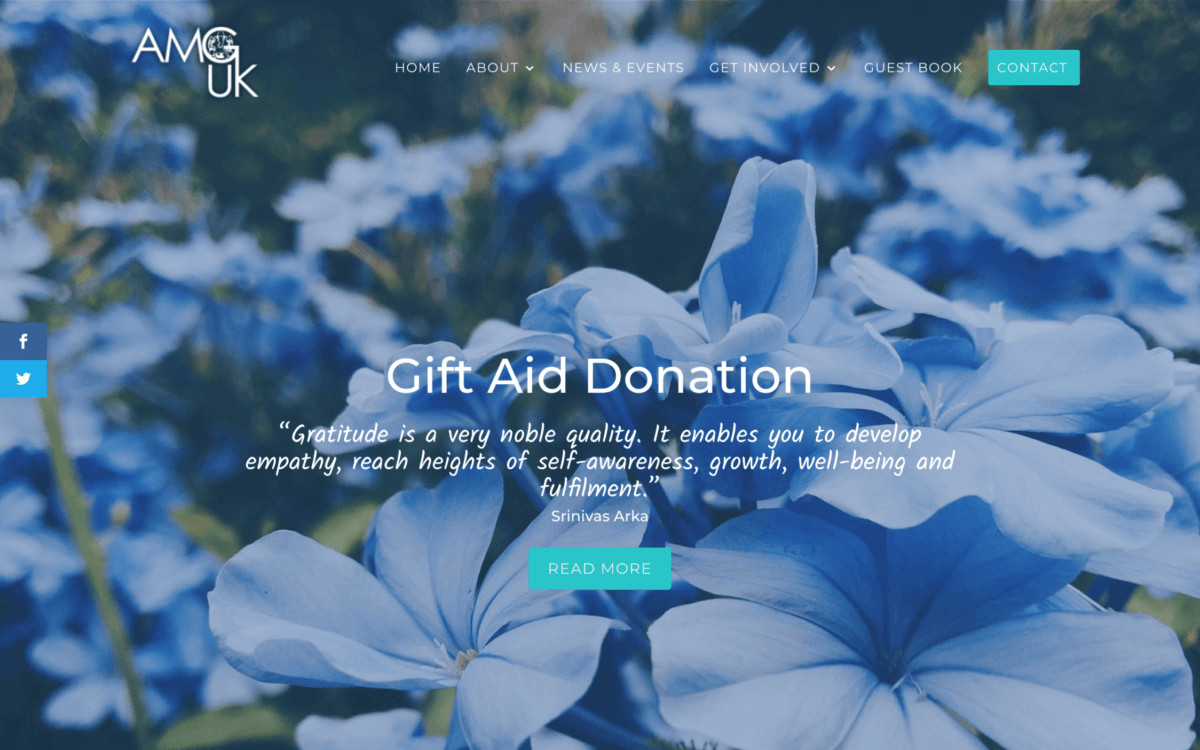 Screen Shot 2019 03 20 at 13.17.03 2 1200x750 - Website design for charity organisation