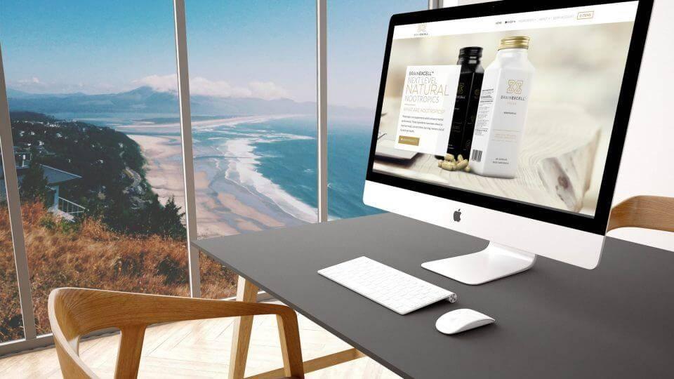 smartmockups jatvqxk0 960x540 - Website design for nootropics supplement company
